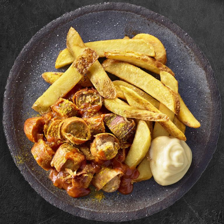 Currywurst | Pommes | Mayo